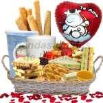 Desayuno para Papá | Desayuno Personalizado Dia del Padre - Cod:DDP08