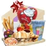 14 de Febrero Desayuno para Enamorada | Regalos por San Valentin - Cod:SDV16