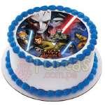 Torta Star Wars | Tortas Stars Wars - Cod:STW01