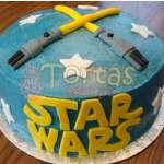 Star Wars Torta | Tortas Stars Wars - Cod:STW07