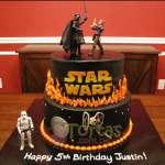 Torta SkyWalker | Tortas Stars Wars - Cod:STW13