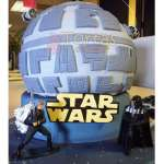 Torta Estrella de la muerte 2  | Tortas Stars Wars - Cod:STW22