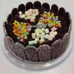 Torta de Caramelos - Cod:TAA11