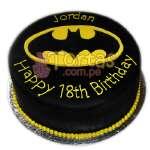 Torta BatMan 02 | Amazing batman cake | Pasteles de batman | Tortas batman - Cod:TBA02