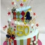Torta de bodas | Tortas Bodas De Oro - Cod:TCS13