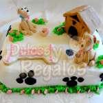 Torta para la Mascota | Tortas para Perros en Lima | Pastelería Canina - Cod:TMC05