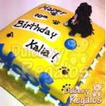 Torta Perrito Contento | Tortas para Perros en Lima | Pastelería Canina - Cod:TMC12