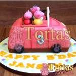 Torta Peppa Pig | Tortas de peppa pig - Cod:TPE01