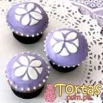 Cupcakes de Sofia Princesa | Princesa Sofia Cakes - Cod:TSI04