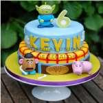Torta Toy Story 02 | Tortas De Toy Story - Cod:TST09