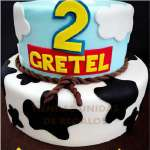 Torta Toy Story 04 | Tortas De Toy Story - Cod:TST10
