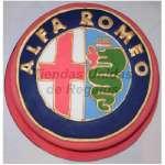 Torta Alfa Romeo | Tortas con Autos | Tortas de Carros - Cod:WAU21