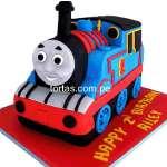 Torta Thomas Train | Delivery de de Tortas en Lima | Tortas a Peru - Cod:WBE87