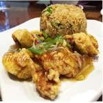 Pollo Enrollado con Chijaukay | Chifa a Delivery | Chifa platos a la Carta - Cod:WCB01