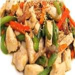 Pollo Tipakay con Pollo con Verduras | Chifa a Delivery | Chifa platos a la Carta - Cod:WCB02