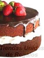 Torta de Chocolate Peruano | Torta con Chocolate - Cod:WCH02