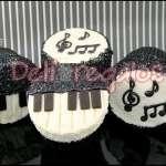 Dia de la Cancion Criolla | Cupcakes | Halloween Regalos y Desayunos - Cod:WHL06
