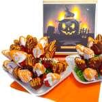 Halloween | Fresas y Chocolate | Halloween Regalos y Desayunos - Cod:WHL09