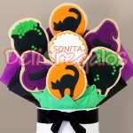 Arreglo personalizado para Halloween | Halloween Regalos y Desayunos - Cod:WHL14