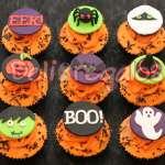 Halloween | Cupcakes | Halloween Regalos y Desayunos - Cod:WHL15