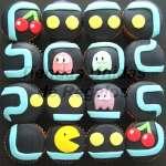 Cupcakes Pacman | Cupcakes Personalizados - Cod:WMF01