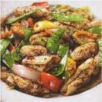 Langostino con Tausi a la plancha | Delivery Chifa Callao | Delivery de Chifa - Cod:WPC01