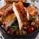 Chifa Plato | Pollo con Hongos y Huevitos de Codorniz - Cod:WPE10