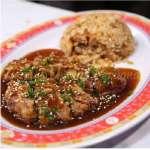 Pollo en Salsa de Ostion con Brocoli | Pollo Salsa de Ostion - Cod:WPL12