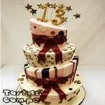 Tortas de 15 Años Decoradas | Torta para 15 años - Cod:WQC11