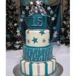 Torta quinceañera 32 | Torta de 15 | Tortas de quinceañeras - Cod:WQC32