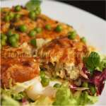 Tortilla China | Tortilla con Ajo Chino | Huevo a Vapor Chino - Cod:WTS04