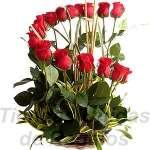 Flores para mama, Flores, Flores Peru | Dia de las Madres - Arreglo con rosas - Cod:DMA44
